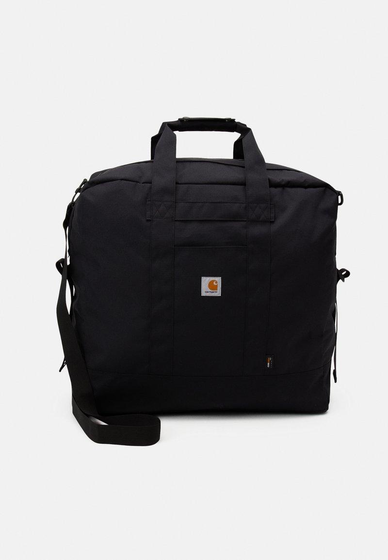 Carhartt WIP - VERNON TRAVEL BAG UNISEX - Weekend bag - soot