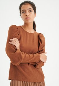 InWear - Blouse - spicy brown - 0
