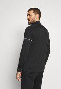 Nike Performance - ACADEMY SUIT - Survêtement - black/white - 2
