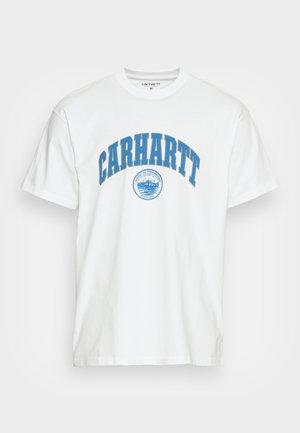BERKELEY SCRIPT - Print T-shirt - white