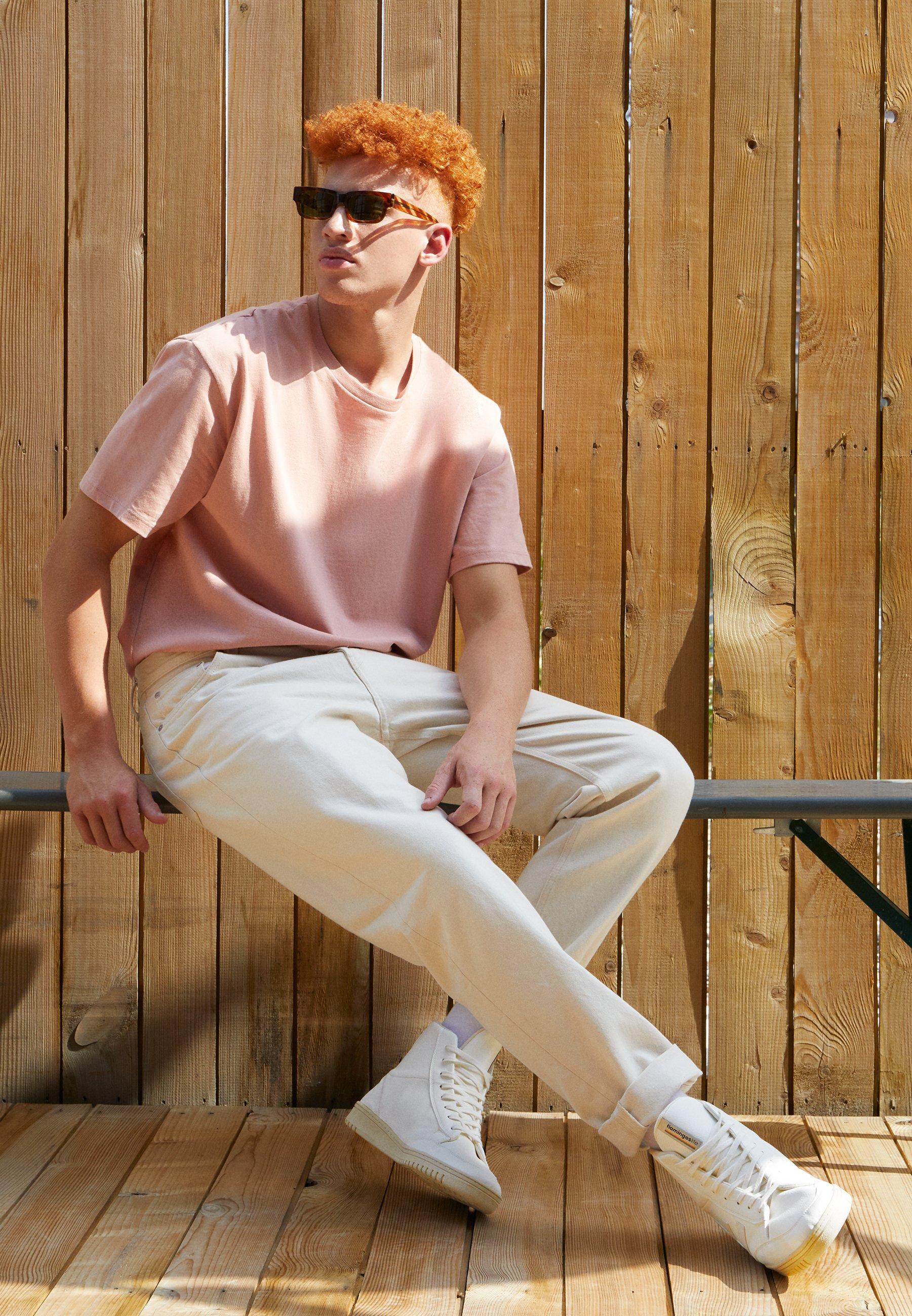 Gutes Angebot Flamingos' Life OLD 80'S - Sneaker high - all white   Damenbekleidung 2020