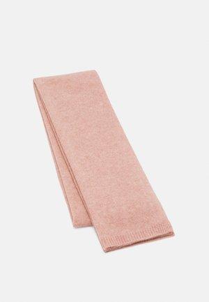 SCARF - Šála - light pink