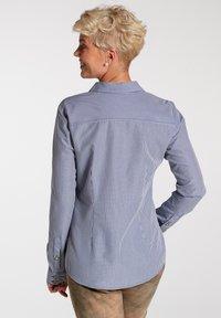 Spieth & Wensky - Button-down blouse - dunkelblau - 1