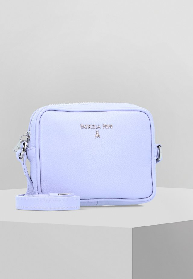 Across body bag - lavender sky