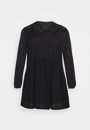 KCBENY TUNIC - Tunic - black deep