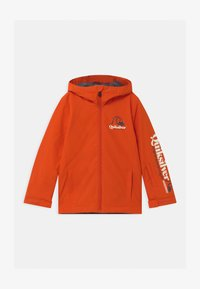Quiksilver - IN THE HOOD UNISEX - Snowboard jacket - pureed pumpkin - 0