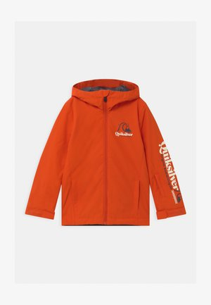 IN THE HOOD UNISEX - Snowboard jacket - pureed pumpkin