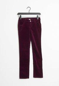 ARIZONA - Trousers - purple - 0