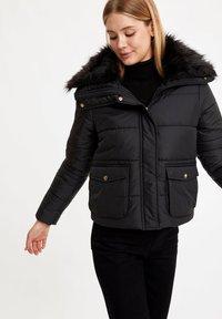 DeFacto - Winter jacket - black - 3