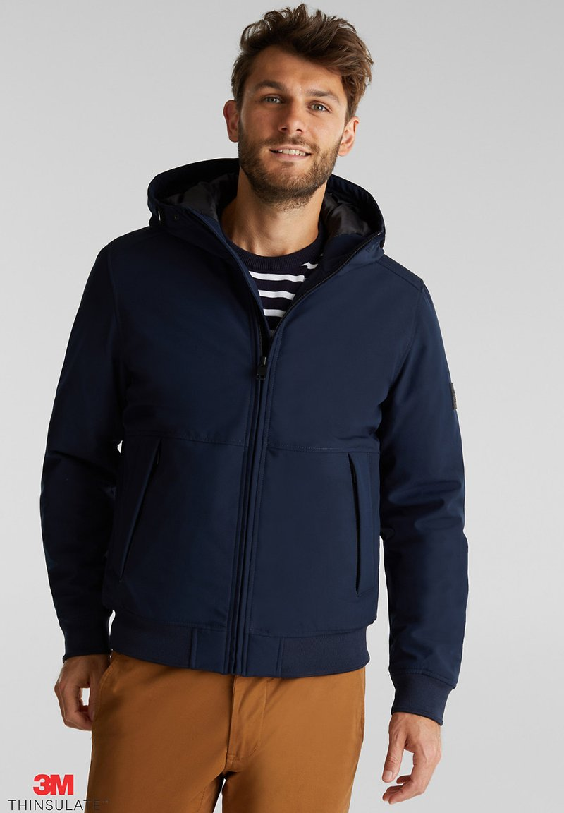 Esprit - Winter jacket - dark blue