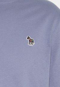PS Paul Smith - MENS ZEBRA - Top sdlouhým rukávem - blue grey - 2