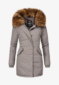 Marikoo - KARMAA - Winter coat - grey - 0