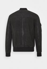 Tigha - VELTE - Leather jacket - black - 1