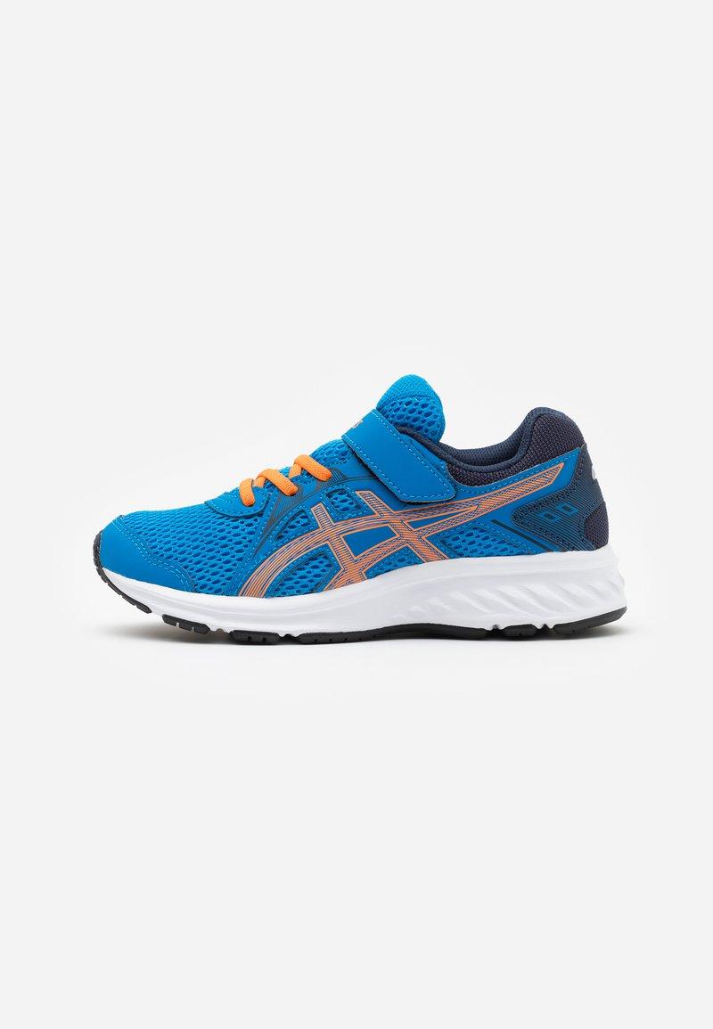 ASICS - JOLT 2 - Zapatillas de running neutras - directoire blue/orange cone