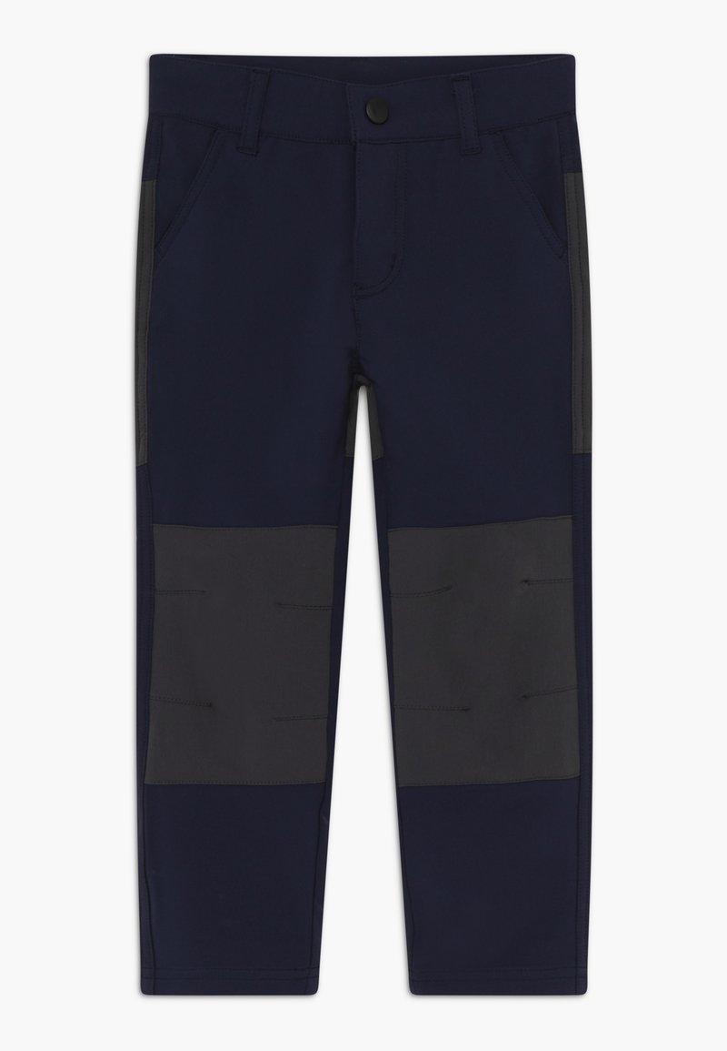 LEGO Wear - WEATHER PANTS - Trousers - dark navy