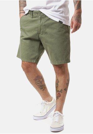 Shorts - dollar green