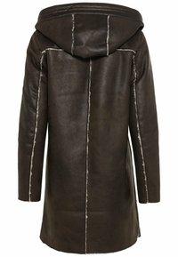 camel active - Short coat - dark brown - 6