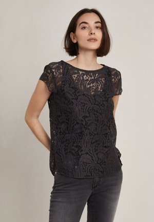ERIN - Blouse - charcoal