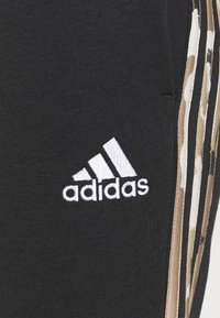 adidas Performance - CAMO - Träningsbyxor - black/white - 4