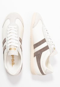 Gola - BULLET REPTILE - Sneakersy niskie - offwhite/taupe grey - 3