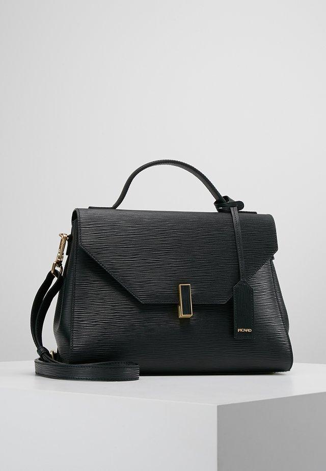 VANITY - Handbag - schwarz