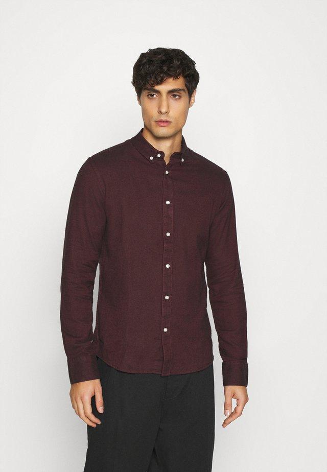 OSAKA - Overhemd - bordeaux