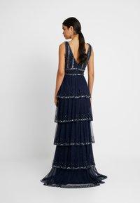 Lace & Beads Tall - MULAN LISHKY MAXI - Společenské šaty - navy - 3