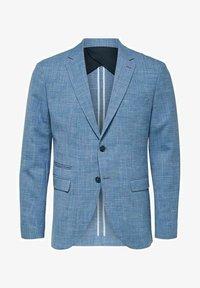 Selected Homme - Giacca elegante - light blue - 5