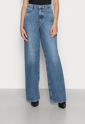 TOMMA - Jeans relaxed fit - mid blue