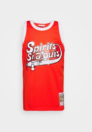 NBA 1975 76 SPIRITS OF ST LOUIS SWINGMAN - Artykuły klubowe - dark orange