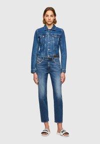 Diesel - Slim fit jeans - medium blue - 1