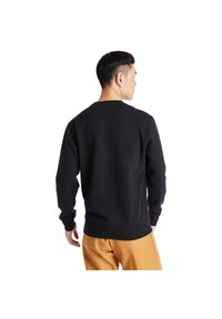 Timberland - ESTABLISHED 1973 CREW - Sweatshirt - black-wheat boot - 2
