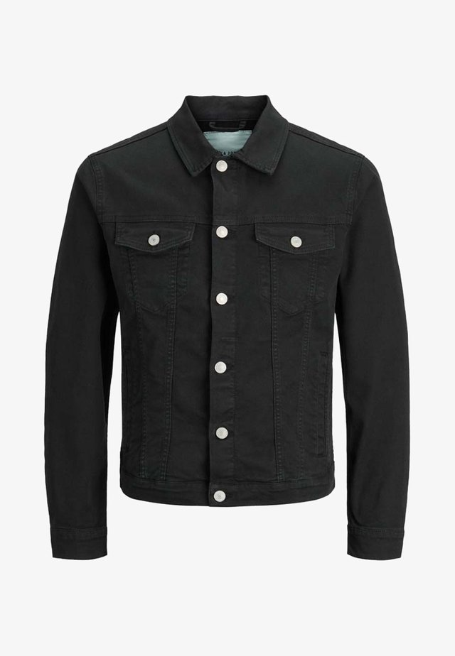 JJIALVIN  - Veste en jean - black