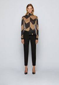 BOSS - ELITERI - Long sleeved top - patterned - 1
