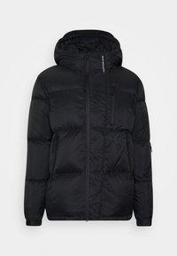 Calvin Klein Jeans - HIGH FILLED PUFFER - Down jacket - black - 0