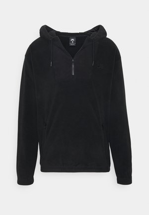 NOVELTY HOODIE UNISEX - Fleece jumper - black