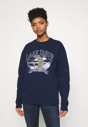 LAKE TAHOW  - Sweatshirt - dark blue