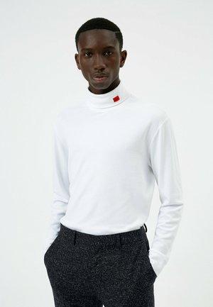 DEROLLO - Long sleeved top - white