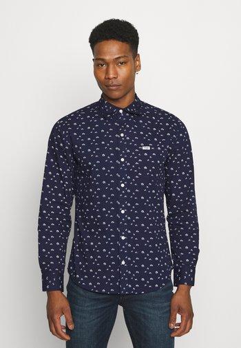 SHIRT - Shirt - indigo