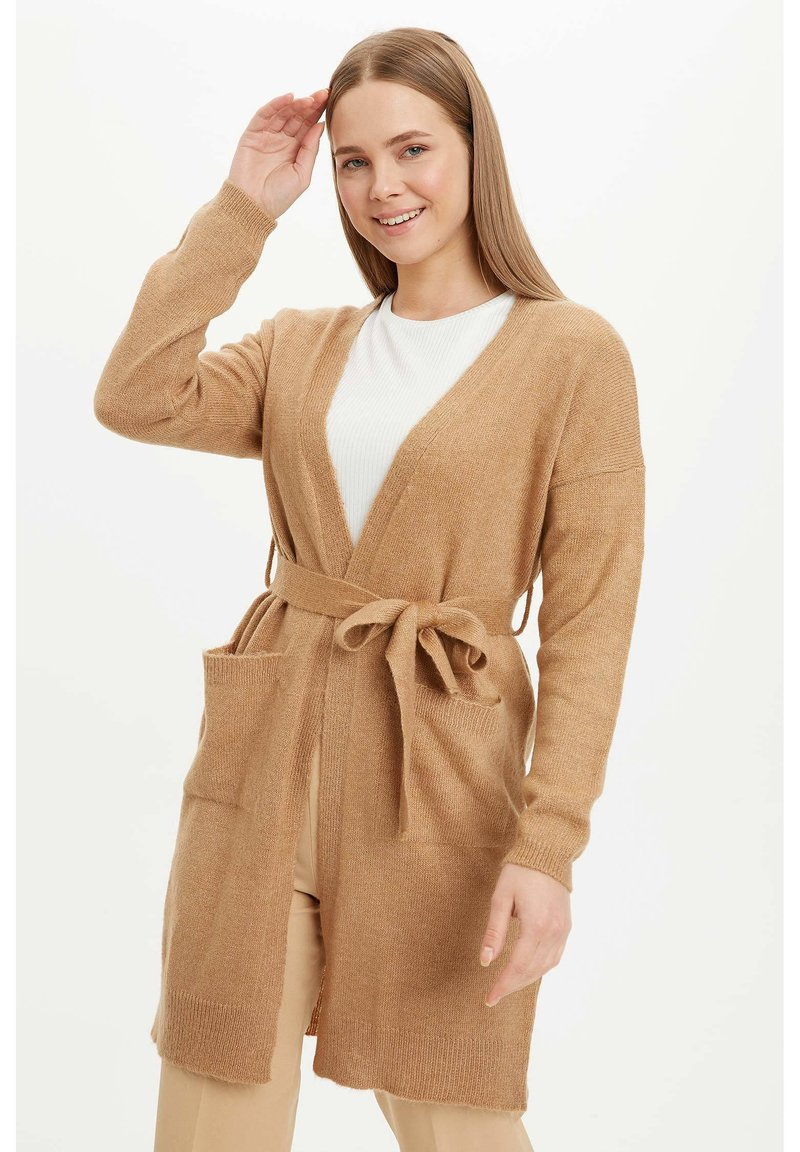 DeFacto - Cardigan - brown
