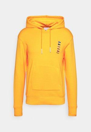 POLAROID UNISEX HOODIE - Sweatshirt - gypsum