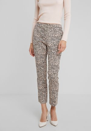 Trousers - neon melba