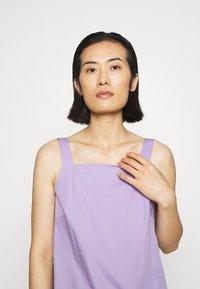 ARKET - DRESS - Day dress - lilac purple light - 5