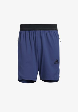 HEAT.RDY TRAINING SHORTS - Pantalón corto de deporte - blue