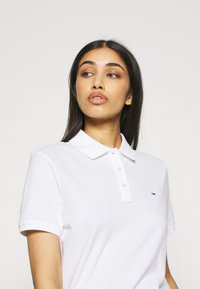 Tommy Jeans - Polo shirt - white - 4