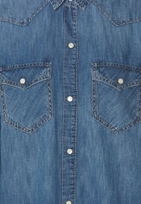 Gap Tall - Button-down blouse - medium indigo - 5