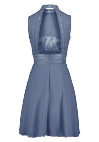 Vera Mont - MIT SPITZENEINSATZ - Cocktail dress / Party dress - hushed blue - 3