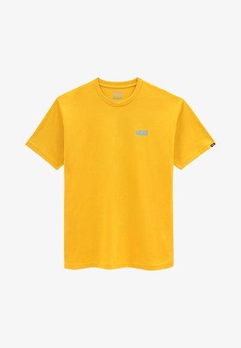 MN LOCAL GIG SS - Print T-shirt - vans gold