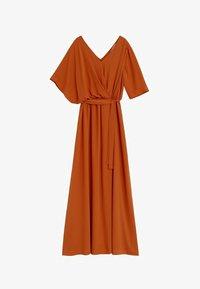 Mango - DUDDY-A - Maxi šaty - orange - 4