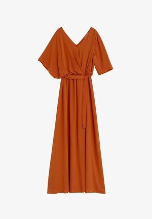 DUDDY-A - Maxi šaty - orange